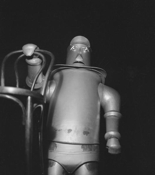 Robot. France, about 1935.