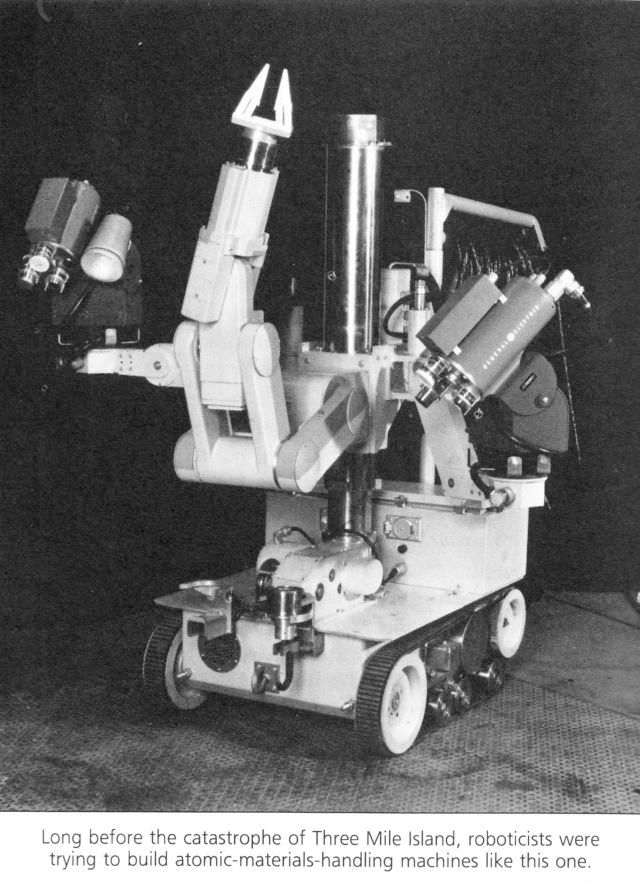 PaR mobile robot 0004 x640 1966   Herman Mobile Remote Manipulator   PaR Systems (American)