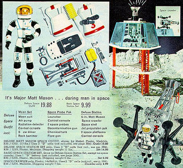 Spiegel67 bg x640 1967   Toy Space Crawlers   Various