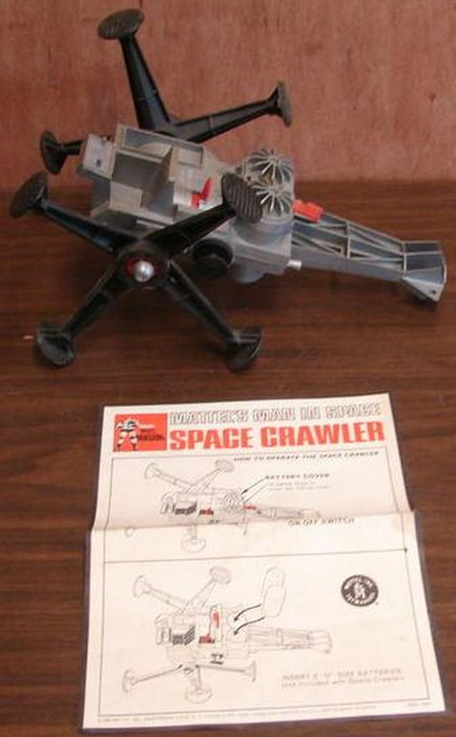 post 7 0 69158900 1319392138 x640 1967   Toy Space Crawlers   Various