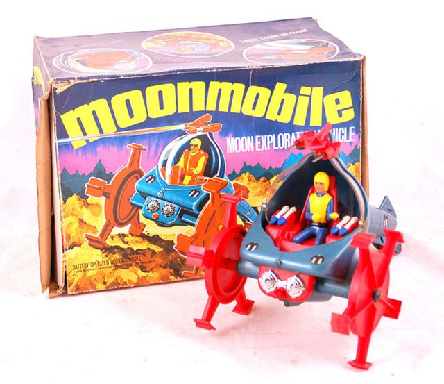 tri ang rovex moonmobile 69 x640 1967   Toy Space Crawlers   Various