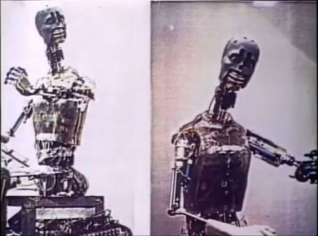 a history of robotics and the early ideas of robots A brief history of ai and the bronze man talos incorporate the idea of intelligent robots early in the century.