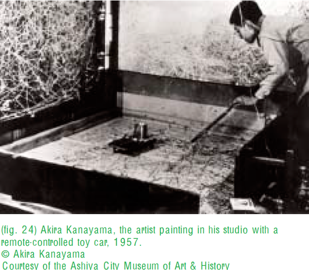 1957   Remote Controlled Painting Machine   Akira Kanayama (Japanese)