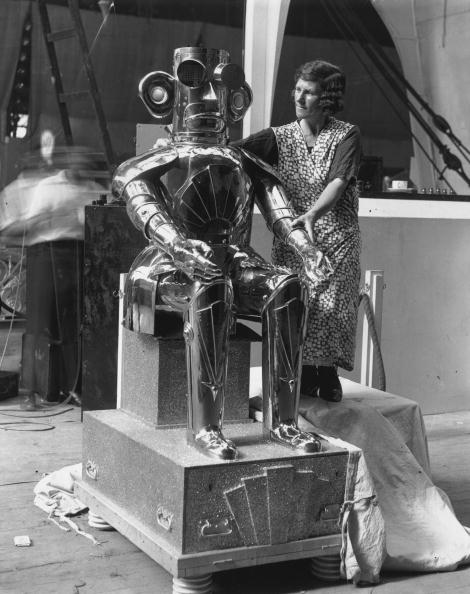 Alpha getty3301595 1932   Alpha the Robot   Harry May (English)