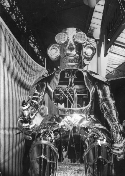 Alpha getty3330938 1932   Alpha the Robot   Harry May (English)