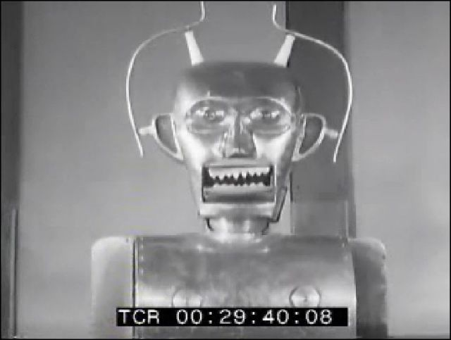 Anatole Movie p1 x640 1947   Anatole the Robot (nee Marsulus and Gustave)   M. Koralek / Jean Dussailly (French)