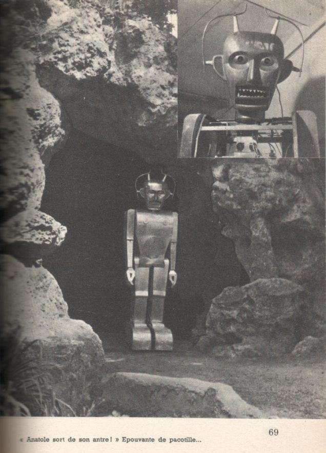 Anatole2 x640(1) 1948   Anatole the Robot (nee Marsulus and Gustave)   M. Koralek / Jean Dusailly (French)