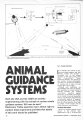 Animal Guidance EA 1 x120 1940   Project Pigeon (1948   Project Orcon)   B.F. Skinner (American)