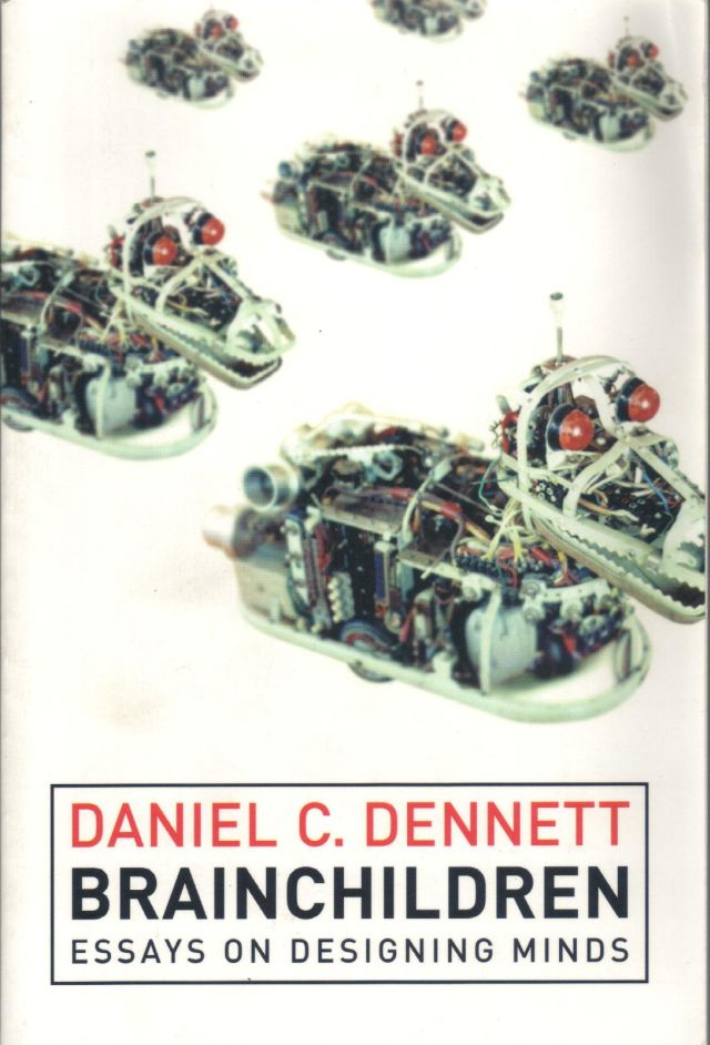 Dennett Tati Unknown1 x640 195x   Tati the Cybernetic Dog   owned by Daniel Dennett (built in France)