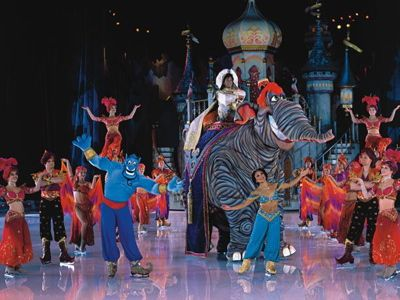 DisneyOnIce05 x640 Mechanical Elephants   Miscellaneous Material