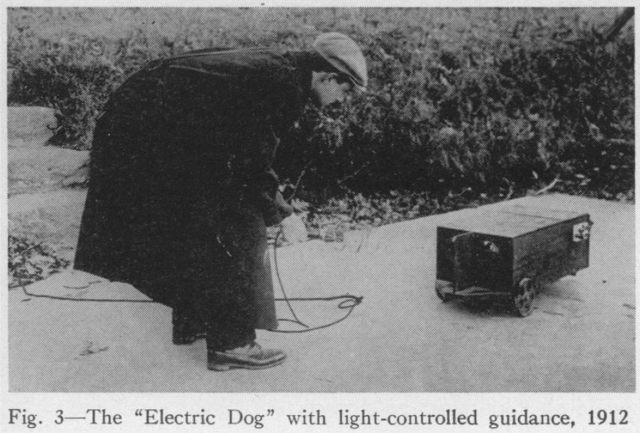 Electric dog Hammond Purlington 57 x640 1912   Seleno, the Electric Dog   Hammond / Miessner  Addendum