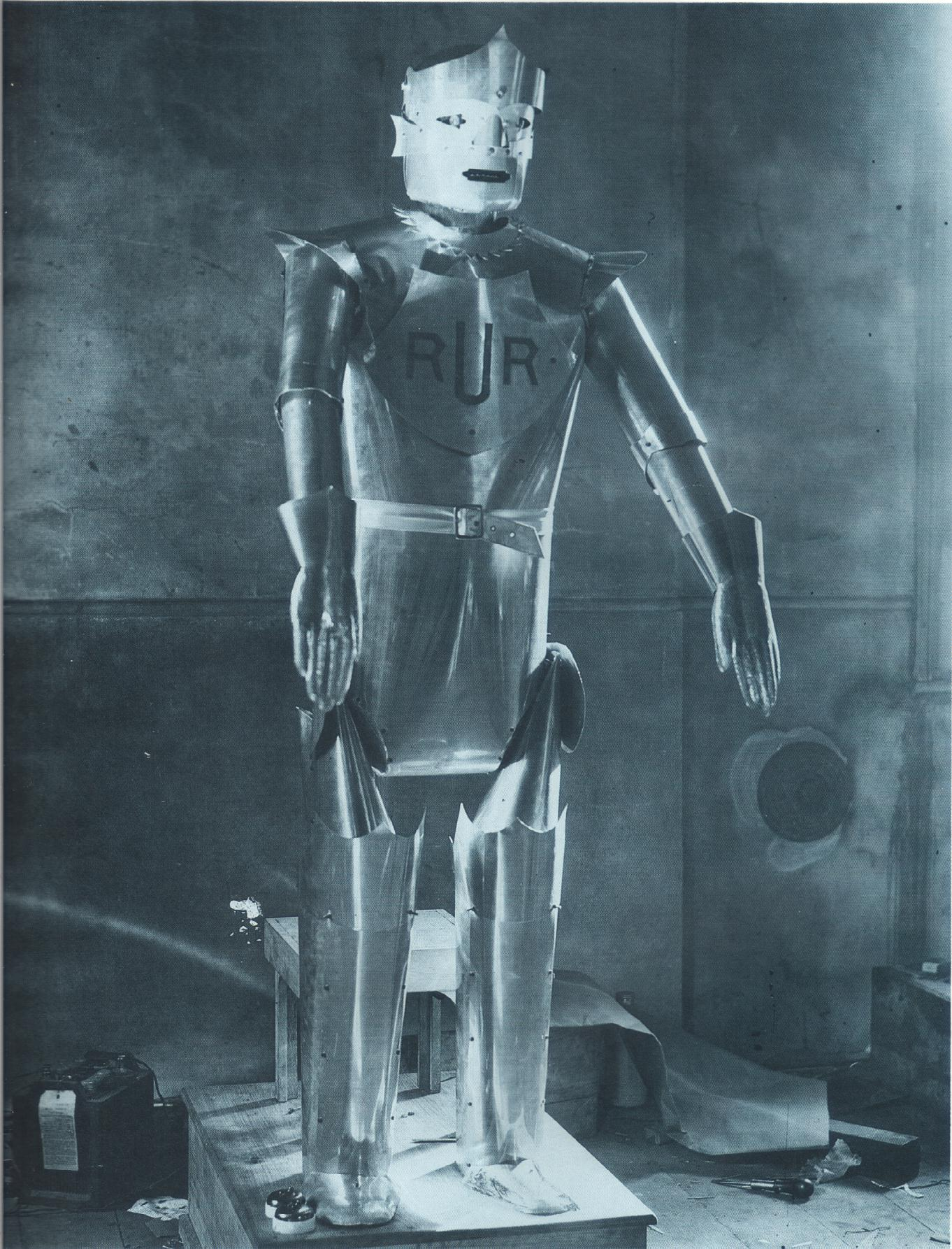 EricRUR1 1928   Eric Robot   Capt. Richards & A.H. Reffell (English)