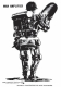 Exoskeleton Man Amplifier concept cornell x80 Early Teleoperators, Exoskeletons and Industrial Robots