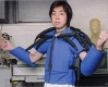 Kobayashi Pneumatic muscle suit 2001 x80 Early Teleoperators, Exoskeletons and Industrial Robots