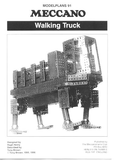 MP91 x640 More Meccano Walking Machines & Robots