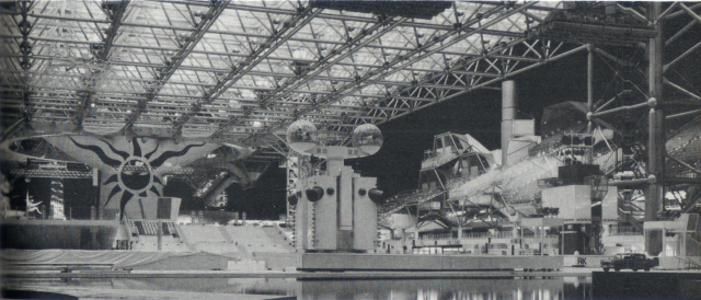 Megastructures p1 x640 1970   Expo70 Osaka Demonstration Robot   Arata Isozaki (Japanese)
