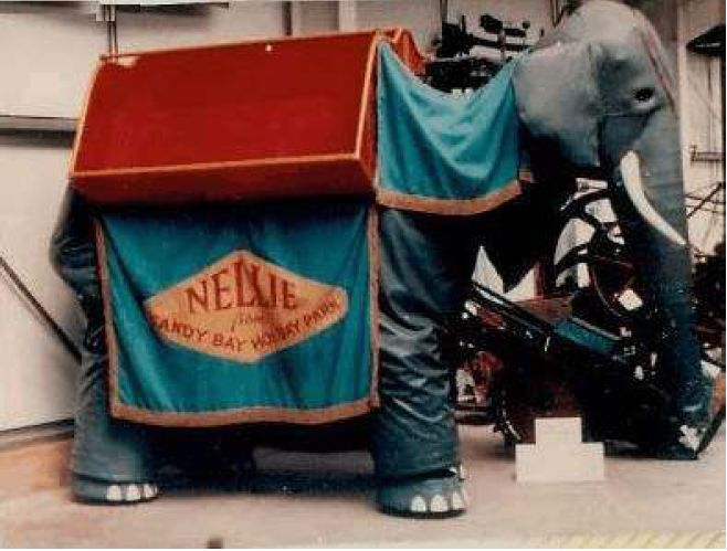 1950   Nellie the Mechanical Elephant   Frank Stuart (British)