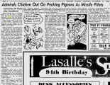 Orcon Toledo Blade 11oct1959 x120 1940   Project Pigeon (1948   Project Orcon)   B.F. Skinner (American)