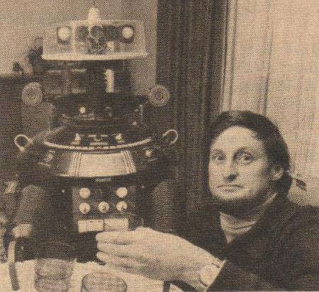 1976   Robbie the Robot   Tom Clayton (Australian)