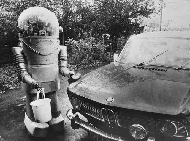 RobotTinker x640 1966   Tinker the Robot   Dennis Weston (British)