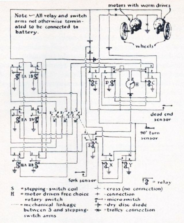 maze runner archives page 2 of 2 cyberneticzoo com rh cyberneticzoo com Basic Electrical Schematic Diagrams Electrical Schematic Symbols