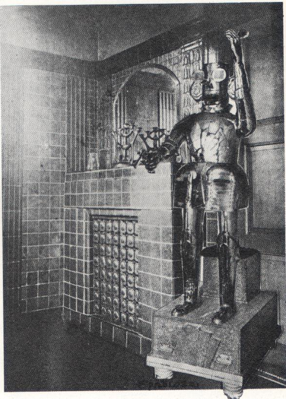 alphapaolozzi 1932   Alpha the Robot   Harry May (English)