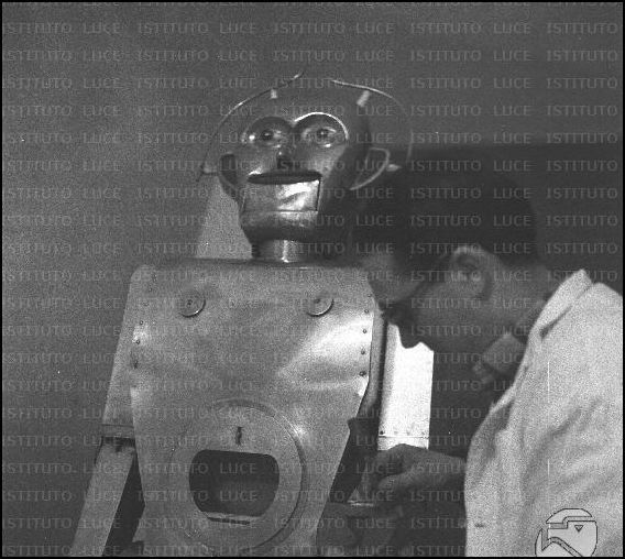 anatole 12031958 p1 x640 1948   Anatole the Robot (nee Marsulus and Gustave)   M. Koralek / Jean Dusailly (French)