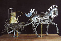automate vapeur French Steam Horse Cheval Vapeur   Model (French)