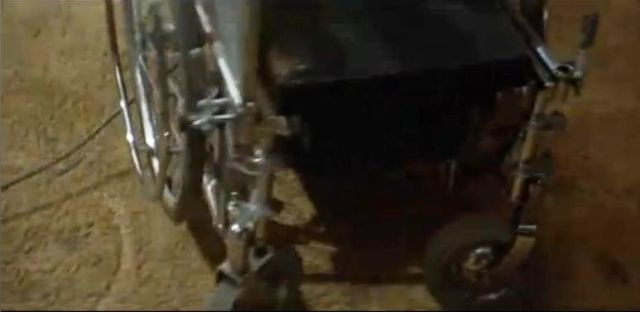 demon seed joshua remote cable x640 1977   Joshua the wheelchair Robot from Demon Seed   (American)