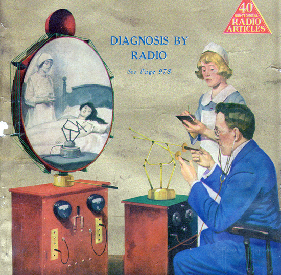 1925 feb science and invention sm cover 1925   Teledactyl Remote Manipulator   Hugo Gernsback (German/American)