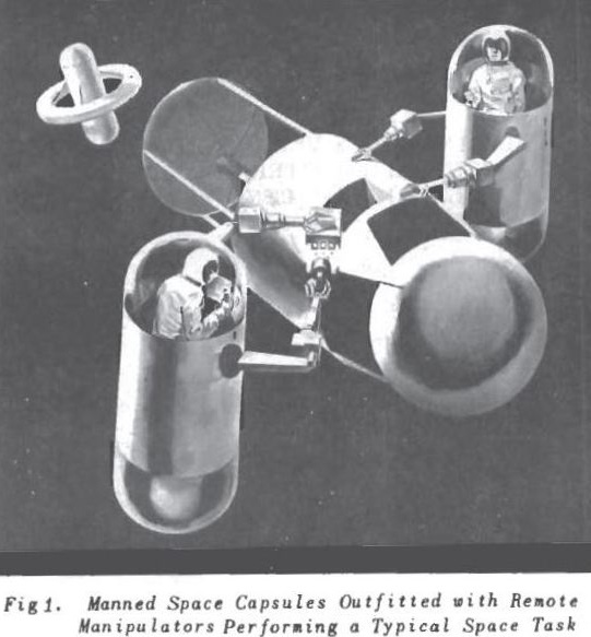 1961   Orbital Space Tug   General Electric  (American)