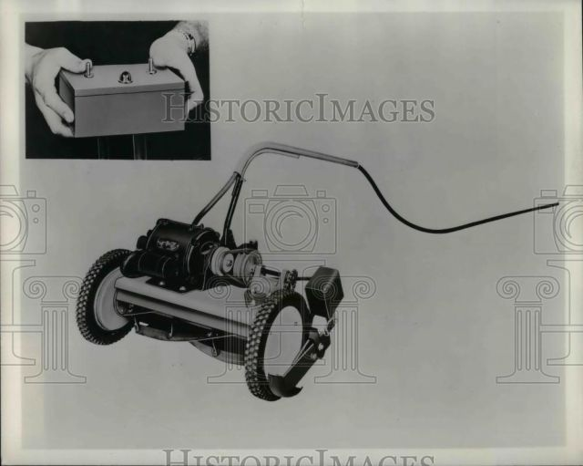 1954 Quot Homko Quot Robot Remote Controlled Lawnmower