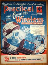 practical and amateur wireless and practical television 1937 christmas radio robot cover x160 1937   A Radio Robot   Everard Edmonds