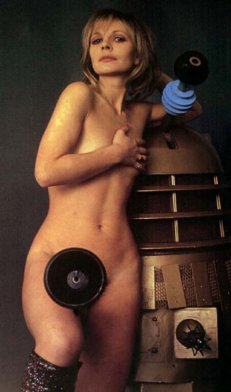 Girl from dr who naked