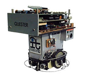 robot buckley quester x640 1981   Quester Micromouse   David Buckley (British)