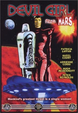 robot girl devil girl mars poster x640 Robots and Pretty Girls (Part 3   Movies)