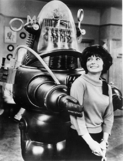 robot girl robby dobie gillis x640 Robots and Pretty Girls (Part 3   Movies)