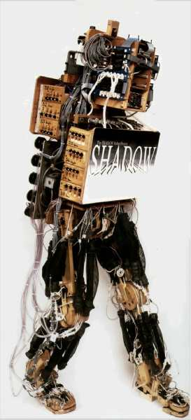 shadow biped m 1988   Shadow Biped Walker   David Buckley et al (British)