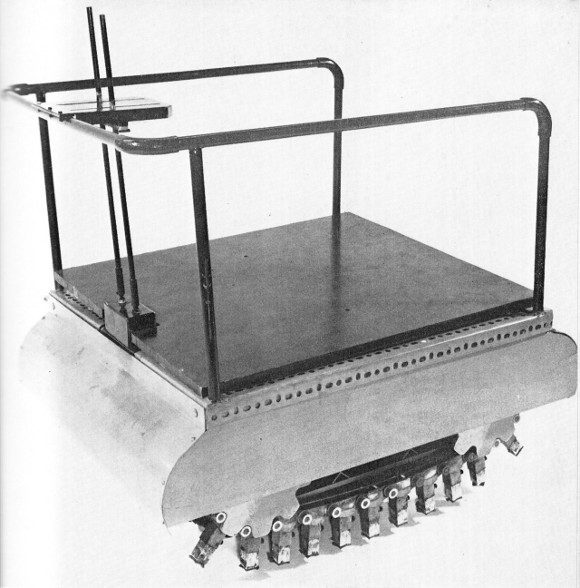 thring elephant x640 1967   Centipede Walking Machine   Meredith Thring  (Australian English)