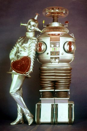 Robots and Pretty Girls (Part 3 - Movies) - cyberneticzoo.com